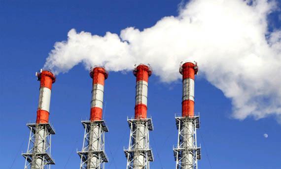 Доля выброса парниковых газов в глобальном потеплении