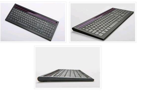 Клавиатура на солнечной батарее